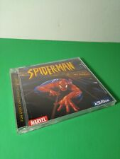 Marvel Spider-Man PC Game (2001) Activision Windows 95 98 ME 2000 VG