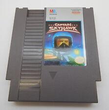 Nintendo NES Captain Skyhawk Game Cartridge, Works R13327
