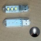 2pcs Mini USB LED Light Lamp For Computer Keyboard Reading Laptop Notebook PC