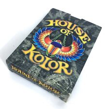 House of Kolor Playing Cards Kustom Cards & Trucks Poker Deck #B30