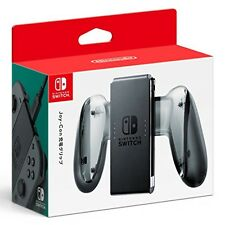 New Nintendo Switch Charging Grip Stand for Joy-Con HAC-A-ESSKA From Japan