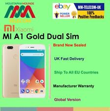 BRAND NEW SEALED FACTORY UNLOCKED XIAOMI MI A1 64GB GOLD GLOBAL VERSION