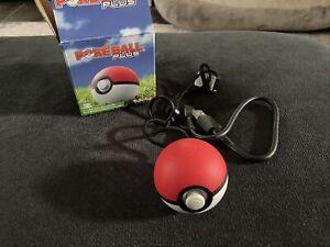 Poke Ball Plus Nintendo Switch Official Controller - Hardly Used. Pokémon.