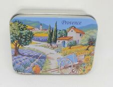Le Blanc Lavender Soap in a Tin 100g Provence