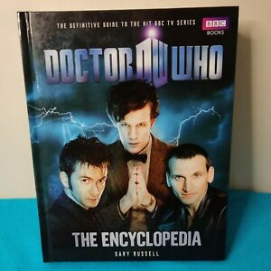 Doctor Who The Encyclopedia 2009 NEW
