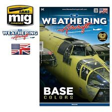AMMO by Mig Jimenez The Weathering Aircraft Issue No.4 - Base Colours (English)