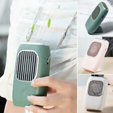 Portable USB Rechargeable Hanging Neck Folding Cooling Fan Mini Air Cooler