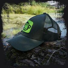 Ridge Monkey NEW Carp Fishing Ridgemonkey Green on Green Baseball Trucker Cap