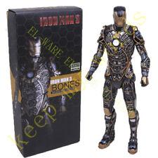 Crazy Toys Marvel Movie Iron Man 3 Movie Mark XLI Mk41 Bones 1/6th Scale Figure