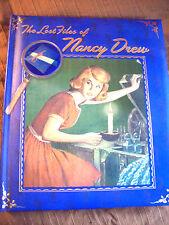 The Lost Files of Nancy Drew Oversize Book Carolyn Keene Blue Hardcover