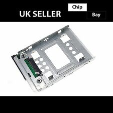 2.5″ SSD HDD SAS to 3.5″ SATA Hard Disk Drive HDD Adapter Caddy Tray Hot Swap
