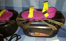 Big Time Toys Moon Shoes purple/fuchsia  Anti-gravity