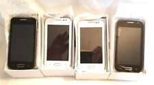 Lot of 4 Unlocked GSM Android Untested Cell Phones SmartPhones ~ NEW OLD STOCK 2