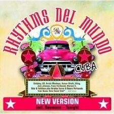 BUENA VISTA SOCIAL CLUB 'RHYTHMS DEL MUNDO-CUBA' CD NEW+