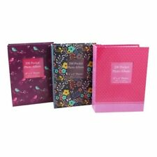 "TALLON 6 ""x 4"" Designer PHOTO ALBUM CON 200 TASCHE -1122"