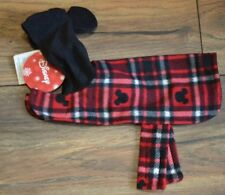 XXS Mickey Mouse Dog Fleece Sweater Coat Jammies for your Families Disney