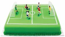 PME Football Soccer Toppers for Cake Cupcake Set of 9 Birthday Decoration