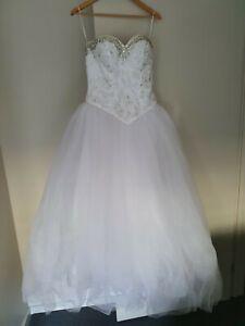 Wedding/Debutant Dress