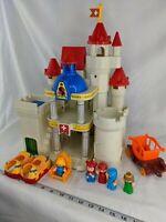 Spectra Castle Figures Lot Lil Playmates
