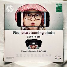 Hp Envy Photo 7864 All-in-One-Printer *New In Box