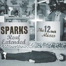 Sparks : Real Extended: The 12 Inch Mixes: 1979-1984 CD (2012) ***NEW***