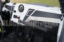 Polaris RZR XP 900 / RZR 800 Carbon Fiber Dash Graphic Kit xp900 decal
