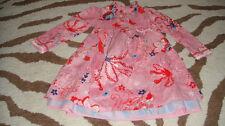 BOUTIQUE EURO CAKEWALK 92 2T GOREOUS FLORAL DRESS
