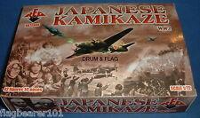 Redbox 72048 Segunda Guerra Mundial japonés kamikaze. escala 1/72 figuras de plástico sin pintar
