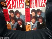 "ORIGINAL-1963- ""MEET THE BEATLES"" STAR SPECIAL MAGAZINE BY THEM &Tony Barrow !"