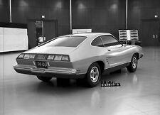 1972 Mustang Mach I Concept Car 8 x 10  Photograph