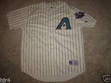 Arizona Diamondbacks 2001 World Series Russell Athletic MLB Jersey XL