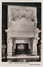 Marble Fireplace, The Saloon, Longleat House, Nr WARMINSTER, Wiltshire RP