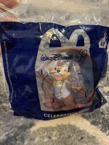 2021 McDonald's Disney World 50th Anniversary Toy Celebration Chip (RARE)