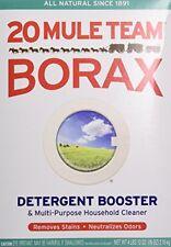 Borax 20 Mule Team Detergent Booster 76 Oz