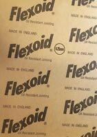 Genuine Flexoid Gasket Paper A4 size Sheet (Free UK Postage) 0.25mm Thick