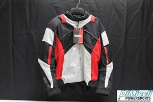 NEW LARGE LRG L SPEED AND STRENGTH CHAIN REACTION TEXTILE JACKET