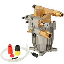 "Universal 3000 PSI Pressure Washer Pump Fits Honda 3/4"" Horizontal Crank Engine"