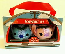 Disney Store Lilo & Stitch Tsum Tsum Mini 2017 Hawaii 1 Citybox Ltd Edition