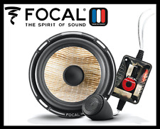 "FOCAL PC 165F 2-WAY COAXIAL 6.5"" , MADE IN FRANCE, FLAX EXPERT LINE NEW WARRANTY"