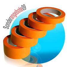 50m Goldband Abdeckband UV WashiTape Klebeband Papierabdeckband 19 25 30 38 50mm