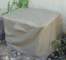 "Extra large rectangular Air Conditioner Cover 38""x36""x38""H - All Weather"
