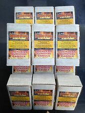 Lot of 12- Preppers Insta-Fire Survival Fire 12 Boxes 144 Total