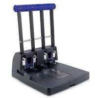Rapesco Heavy Duty Hole Punch 4-Hole Power Punch 150 Sheet Capacity 4400