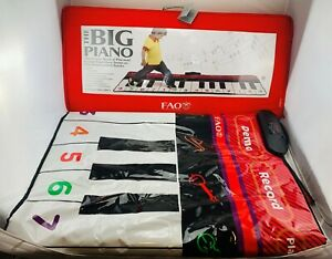 FAO Schwartz The BIG Piano Working in Nice Case in Great Condition FREE SHIPPING