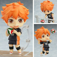 Haikyu!! No.10 Shoyo Hinata 461# Anime Action PVC Figure Figurine Toy X'mas Gift