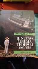 Il Nuovo Cinema Tedesco 1960/1986 Fischer Hembus Taggi Ed. Gremese