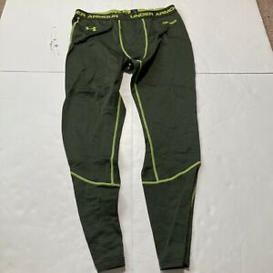 Under Armour Real Tree Scent Control Cold Gear Compression Base Layer Leggings