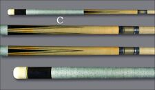 Custom Made To Order Cue Billiard Stick Inlay Inlaid Art One Kind Free Ship OBBV