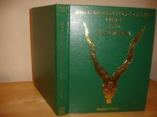 BIG GAME HUNTING ASIA, AFRICA ELSEWHERE Jacques Vettier TROPHY ROOM BOOKS signed