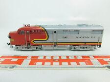 bo190-1 # Fleischmann H0/DC 1342 S US LOCOMOTIVE diesel-usa (sans moteur) Santa